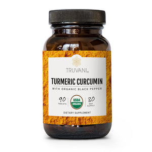 *Turmeric Curcumin w/ Black Pepper*