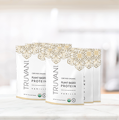 Plant Based Protein Powder (Vanilla) - Travel Set Monthly Subscription*