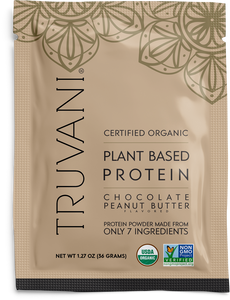 Plant Based Protein Powder (Chocolate Peanut Butter) - Single Serving Pack