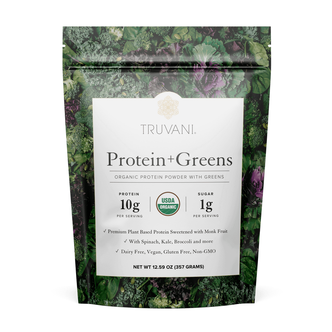 Protein + Greens Monthly Subscription