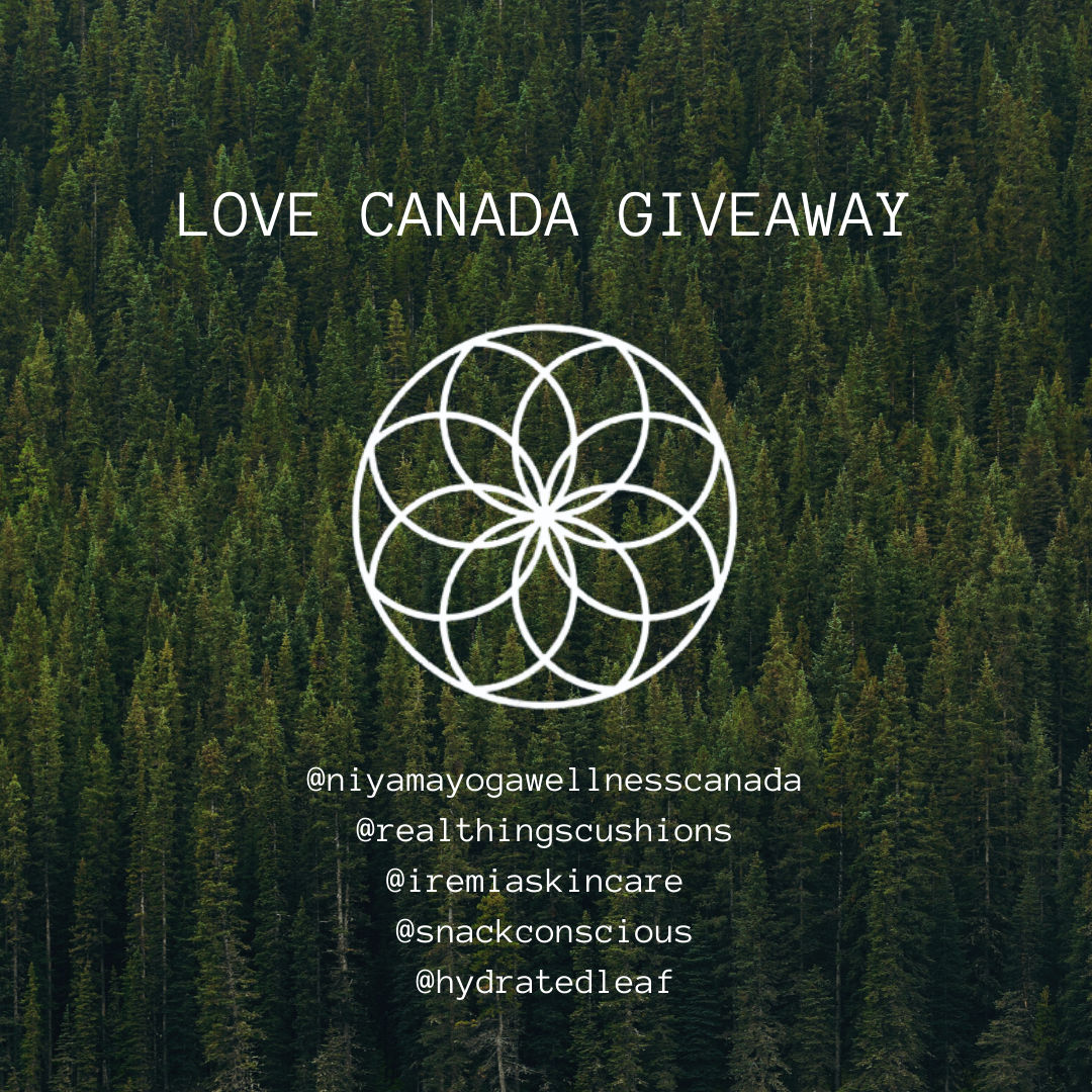 LOVE CANADA GIVEAWAY!