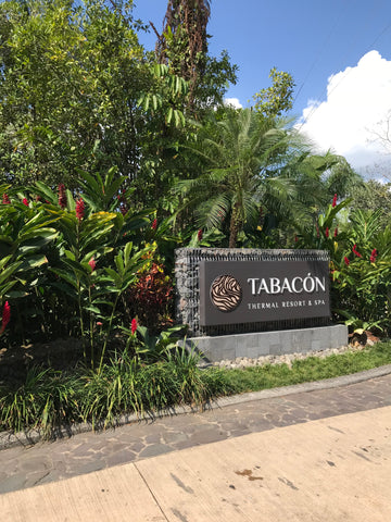 Tabacon Therma Resort and Spa, Arenal Costa Rica