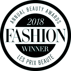 2018 Fashion Canada Beauty Awards, Best Face Oil - The Restorative Facial Oil by Iremia Skincare for Sensitive Skin.