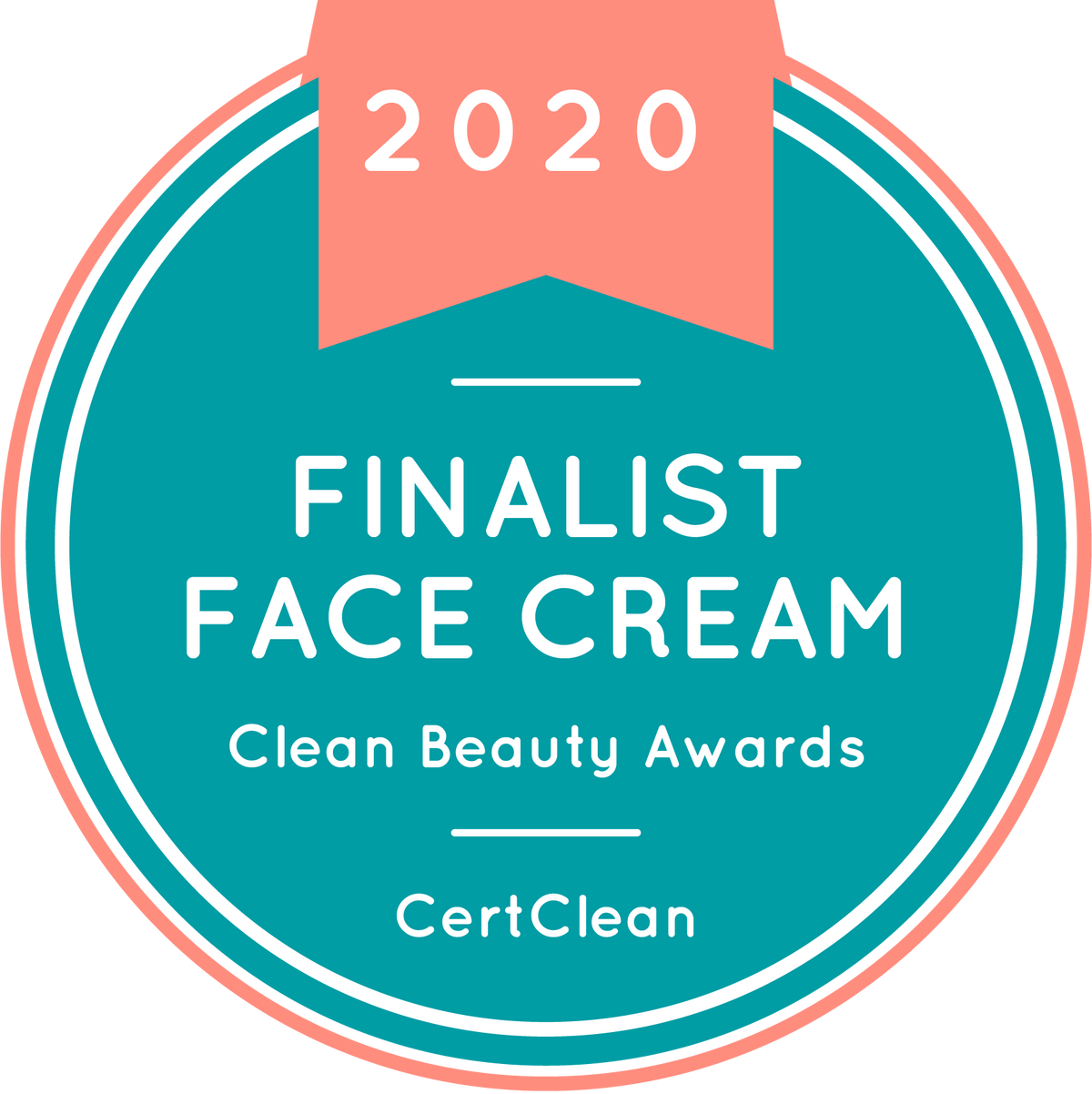 Iremia Skincare's Protective Cream is a Finalist in the 2020 Clean Beauty Awards for Best Face Cream.