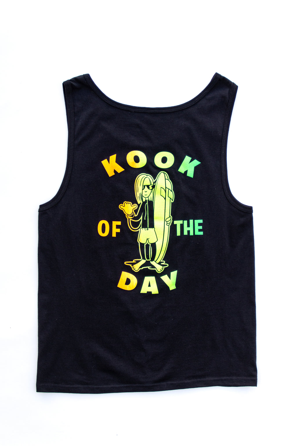 OG Fountain Tank BLACK