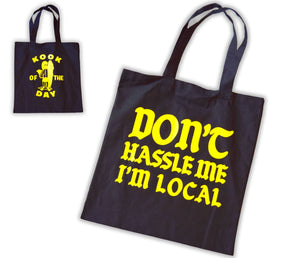 DONT HASSLE ME TOTE-BAG