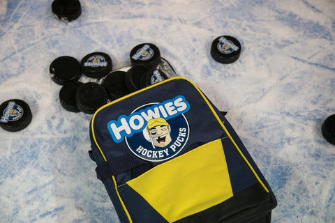 Hockey Puck Bags