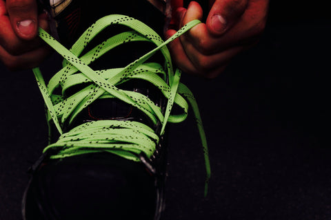 Coloured Wax Laces