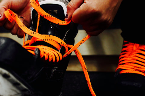 Coloured Cloth Laces