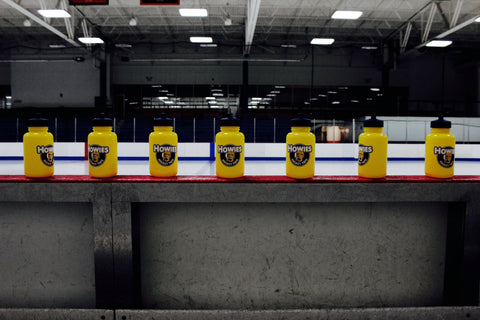 Hockey Water Bottles/Carriers