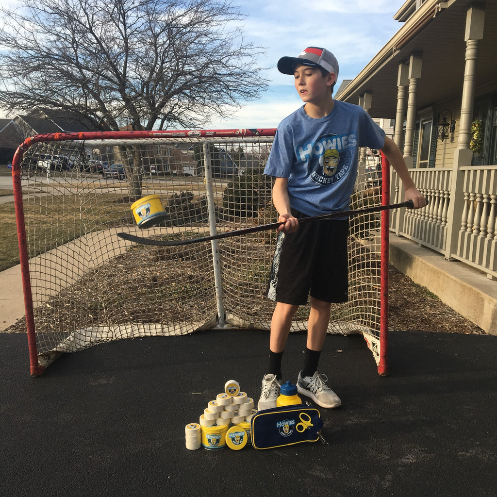 brendan meyer april player of the month howies hockey tape get sponsored contest win free swag prizes instagram