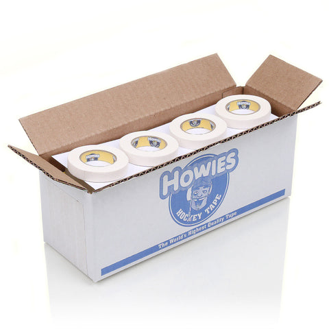 "Howies White 1/2"" Knob Tape"