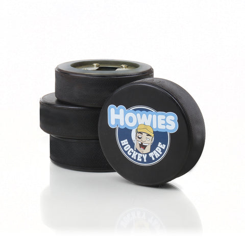 Howies Hockey Puck Bottle Opener