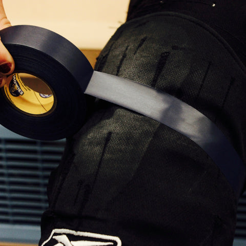 Howies Black Shin Pad Hockey Tape