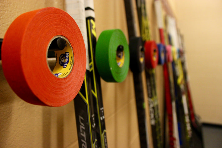 Howies Orange Cloth Hockey Tape