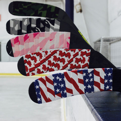 Howies Winter Camo Hockey Tape