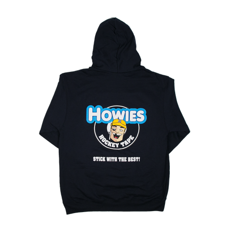 Howies Classic Lace Hoodie- Hoodies-Howies Hockey Tape