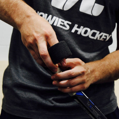 Howies Black Pro Grip Hockey Tape