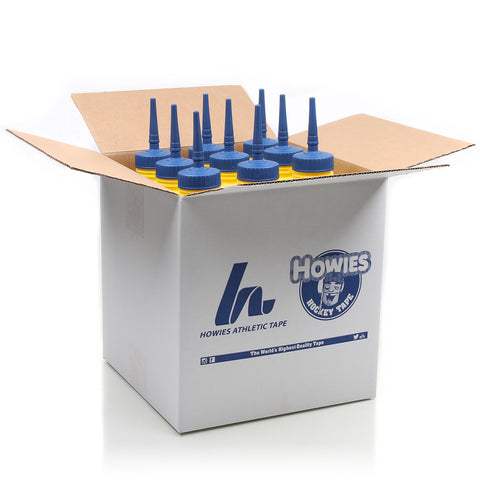 Long Straw Hockey Water Bottle - Howies Hockey Tape - 24 Pack Bulk
