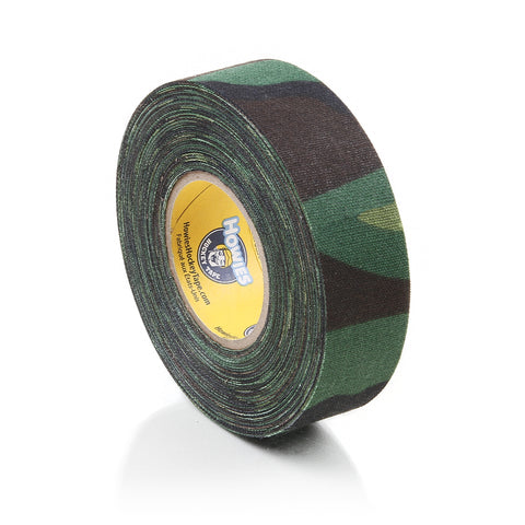Howies Green Camo Hockey Tape- Cloth Tape-1pk-Howies Hockey Tape
