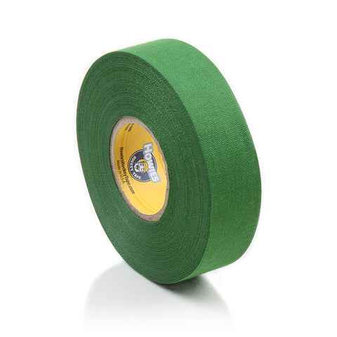 Howies Green Cloth Hockey Tape- Cloth Tape-1pk-Howies Hockey Tape
