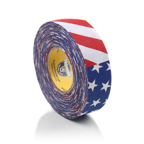 Howies USA Flag Hockey Tape- Cloth Tape-1pk-Howies Hockey Tape