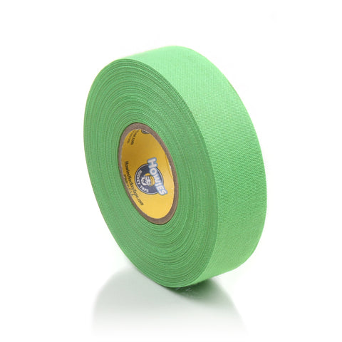 Howies Neon Green Cloth Hockey Tape- Cloth Tape-1pk-Howies Hockey Tape