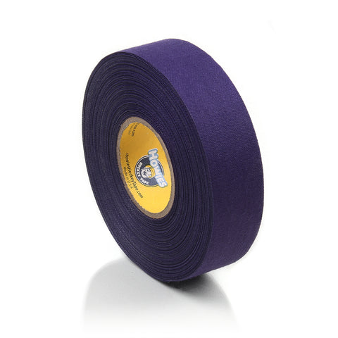 Howies Purple Cloth Hockey Tape- Cloth Tape-1pk-Howies Hockey Tape