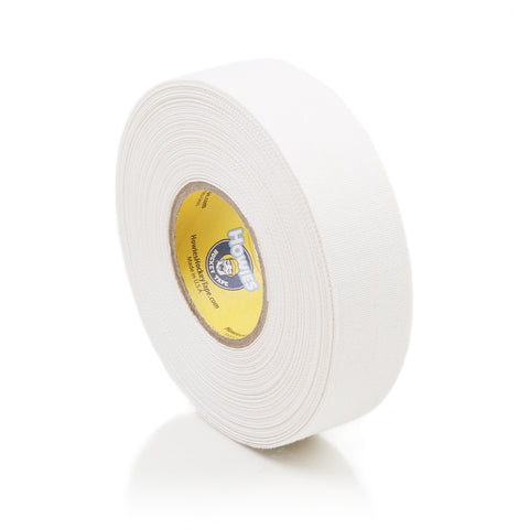 Howies White Cloth Hockey Tape- Cloth Tape-1pk-Howies Hockey Tape