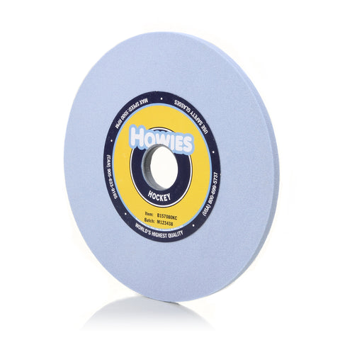Blue Skate Sharpening Wheel - Howies Hockey Tape