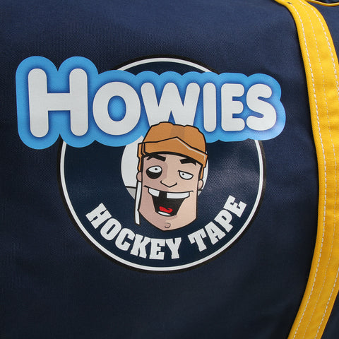 Howies Pro Stock Hockey Bag- Hockey Bags-Navy-Howies Hockey Tape