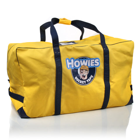 Howies Pro Stock Hockey Bag- Hockey Bags-Yellow-Howies Hockey Tape