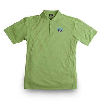 Howies Dri-Fit Golf Polo- Polos-Vivid Green-Medium-Howies Hockey Tape