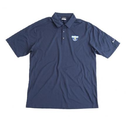 Howies Dri-Fit Golf Polo- Polos-Navy-Medium-Howies Hockey Tape
