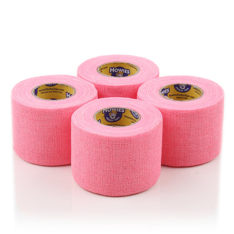 Howies Pink Pro Grip Hockey Tape