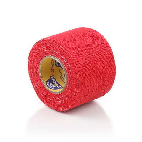 Howies Red Pro Grip Hockey Tape- Grip Tape-1pk-Howies Hockey Tape