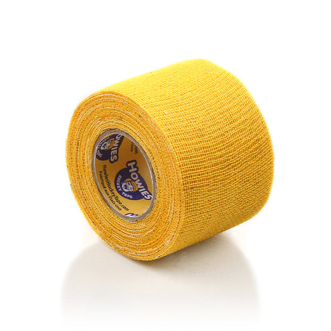 Howies Yellow Pro Grip Hockey Tape- Grip Tape-1pk-Howies Hockey Tape