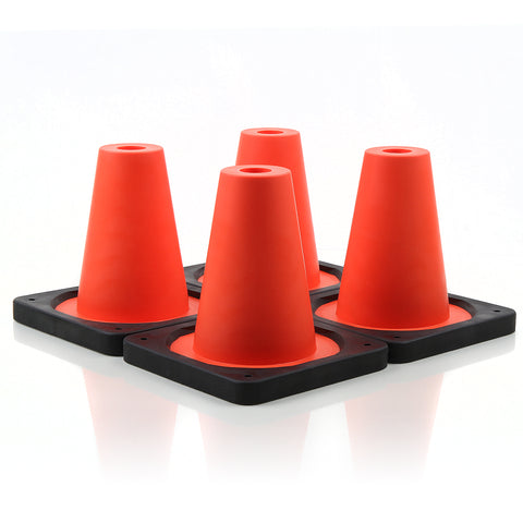 Howies Hockey Weighted Pylons- Accessories-Bulk 4pk-Howies Hockey Tape
