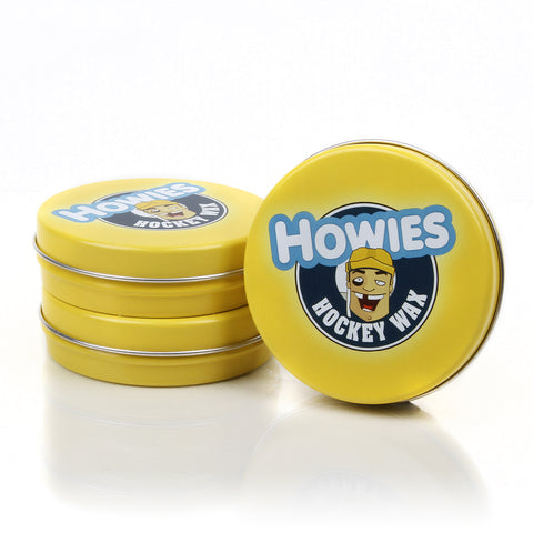 Howies Hockey Stick Wax- Stick Wax-3pk-Howies Hockey Tape