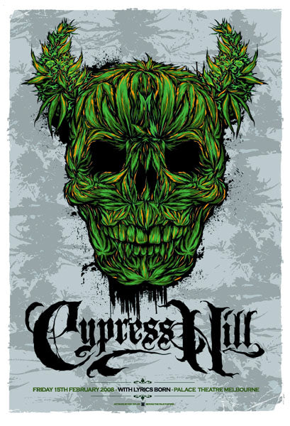 Cypress Hill Melbourne 2008