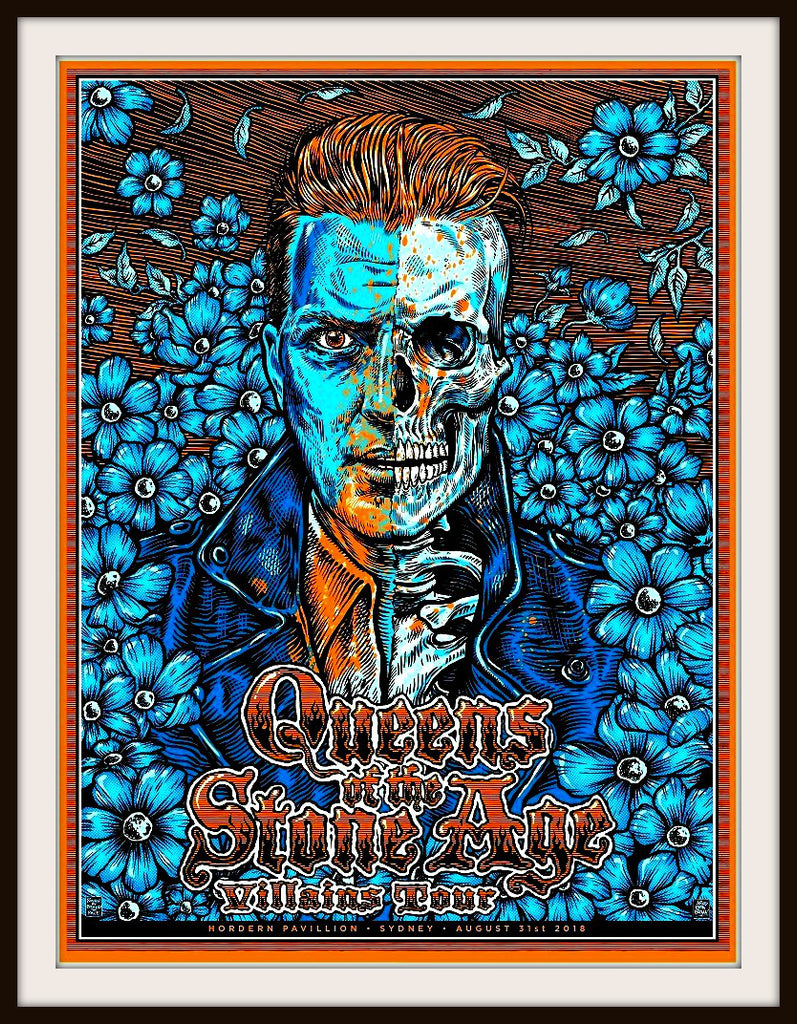 Queens of the Stone Age.  JOSHUA regular