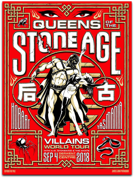 Queens of the Stone Age, Hobart 2018