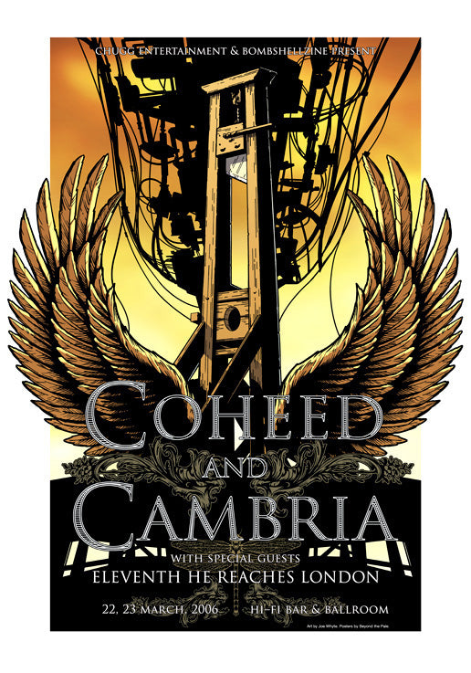 Coheed and Cambria 2006