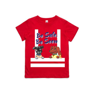 Kids Poppy shirt PRE-SALE!