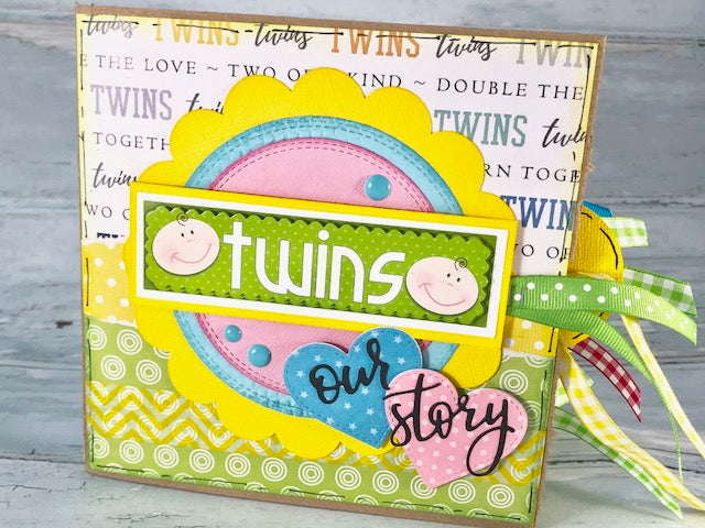 Twins Scrapbooks