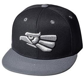 N54MEX03- Structured Polyester Hencho Eagle Logo Designed Snapback