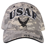 A04AIA04-USAF With U.S Air Force Logo Licensed Embroidered Military Cap