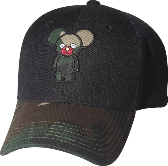D12TED01- Teddy Dad Hat