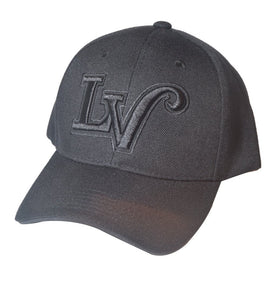 C04ILV02 - Las Vegas Short Name Polyester Sandwich Bill Baseball Cap