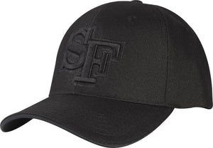 C04ISF02- San Francisco Short Name Polyester Sandwich Bill Baseball Cap
